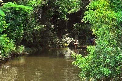 Slide, Otawa Scenic Reserve