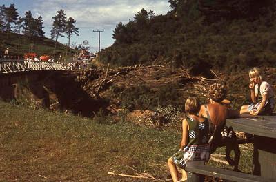Slide, Ruahihi Bridge