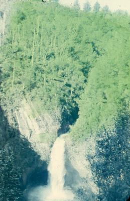Slide, Omanawa Falls