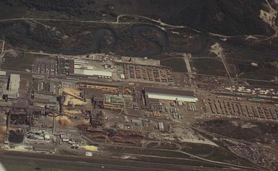 Slide, Kawerau Mill