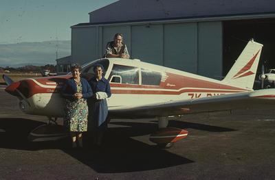 Slide, Cherokee Piper Plane