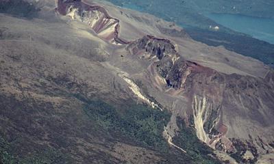 Slide, Mt Tarawera