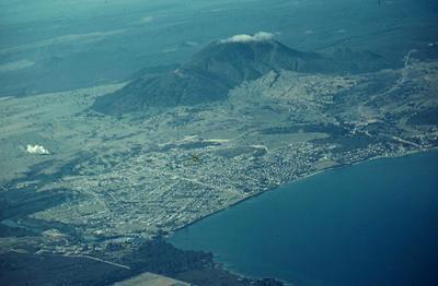 Slide, Taupo and Mount Tauhara