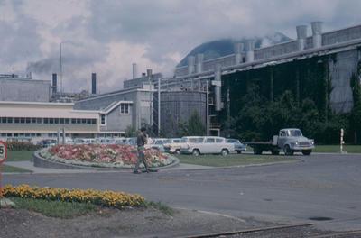Slide, Tasmin Pulp and Paper Mill, Kawerau