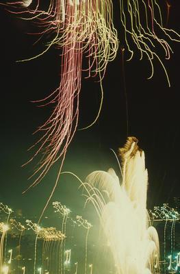 Slide, Fireworks, Memorial Park, Tauranga