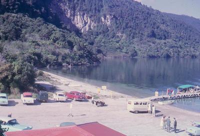 Slide, Lake Okataina