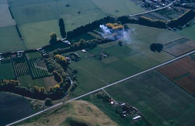 Slide, Farmland, Gisborne