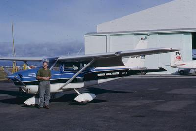 Slide, Cessna, Tauranga Aerodrome