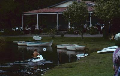 Slide, Hamurana, Lake Rotorua