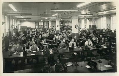 Print, Photographic, Auckland Telegraph Central Post Office