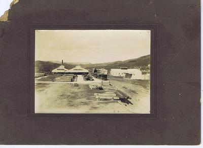 Print, Photographic, Ellis & Burnand's Mill