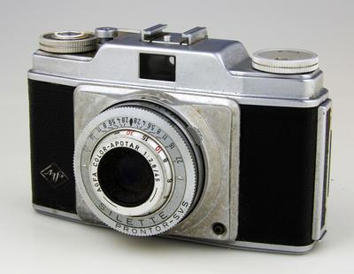 Camera, Agfa Silette (original) Type 1