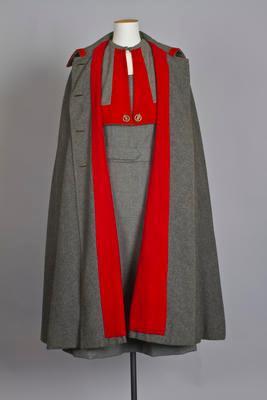 Nurse's Uniform, Queen Alexandra, WW1