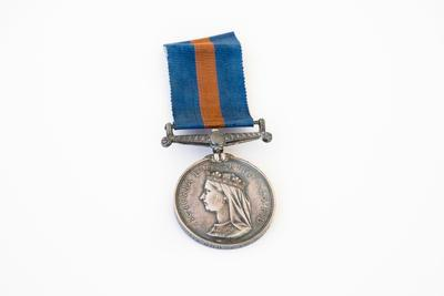 New Zealand Medal, A Hodge