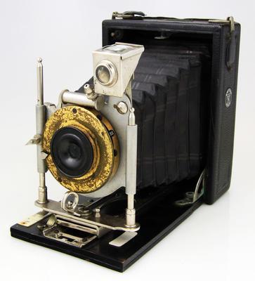 Camera, Folding Plate