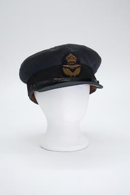 Cap, Service Dress, RNZAF