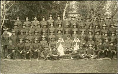 Print, Photographic, NZ Medical Corps, WW1