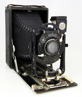 Camera, Ensign Folding Klito Series B