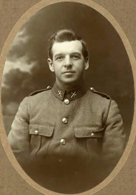 Print, Photographic, Soldier, 28th Reinforcements, WW1