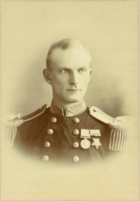 Print, Photographic, Lt. Charles Munro