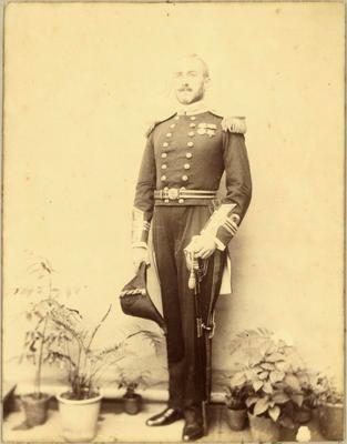 Print, Photographic, Capt. Selby H. B. Ash
