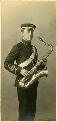 Print, Photographic, Bandsman, Sina Willis