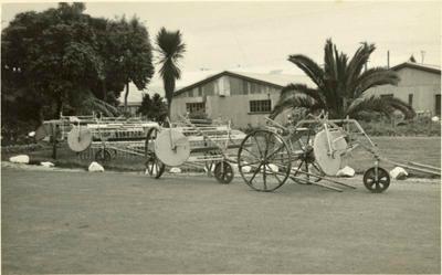 Print, Photographic, Rakes & Swathturner, The Strand, Tauranga