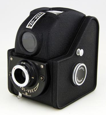 Camera, Ensign Ful-Vue Model II