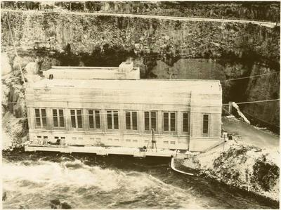 Print, Photographic, Arapuni Power Station