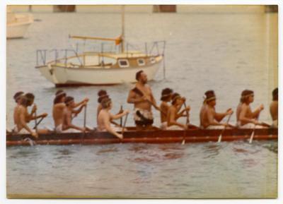 Print, Photographic, Waka, Te Awanui