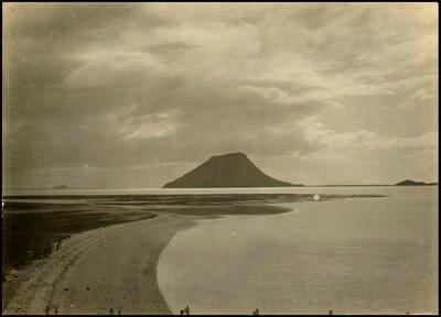 Print, Photographic, Sulphur Point, Mount Maunganui