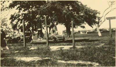 Print, Photographic, Children's Playground, Mount Maunganui