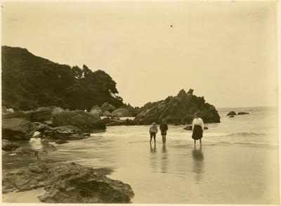 Print, Photographic, Ocean Beach, Mount Maunganui