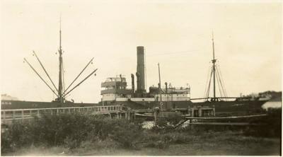 Print, Photographic, Ship, Omana