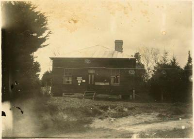 Print, Photographic, Post Office, Ngawaro, Pyes Pa, Tauranga