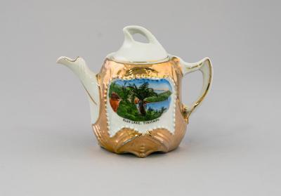 Souvenir Teapot