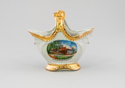Souvenir Sugar Bowl