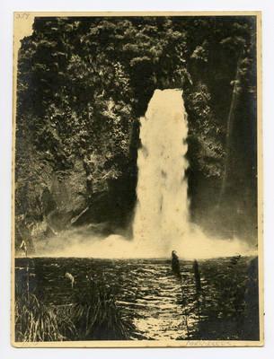 Print, Photographic, Omanawa Falls, Tauranga