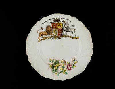 Souvenir Bread Plate