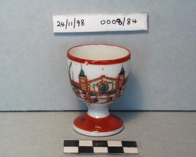 Souvenir Egg Cup
