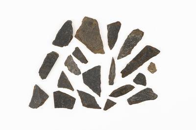 Slate Fragments