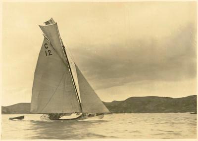 Print, Photographic, Yacht, 'Vanitie'