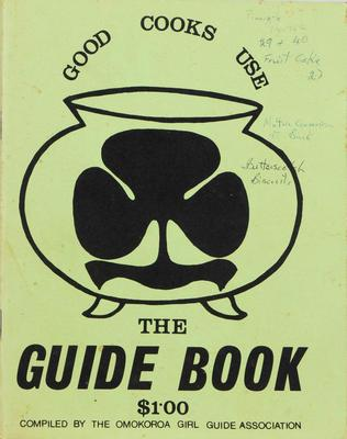 Cookbook, The Guide Book