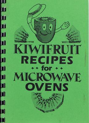 Cookbook, Kiwifruit for Microwave