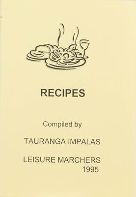 Cookbook, Recipes