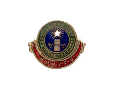 Badge: Women's Division NZ Farmers Union
