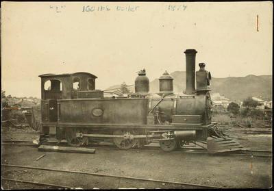 Print, Photographic, Class-L-160lb Boiler 1877