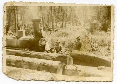 Print, Photographic, Locomotive