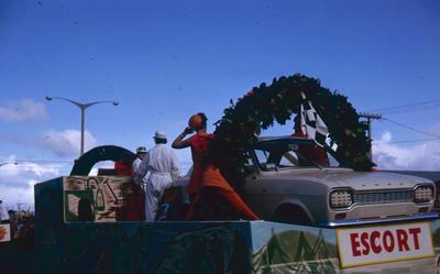 Slide, Tauranga Orange Festival