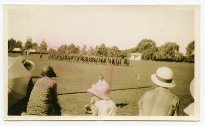 Print, Photographic, Trooping the Colour, Tauranga